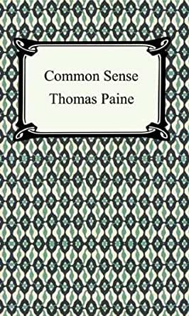 an introduction to the literature by thomas paine In the american crisis articles, thomas paine wrote of his support for an independent and self-governing america during the trials of the american art & literature.