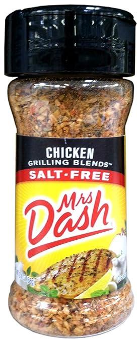 Mrs. Dash pollo Asar a la parrilla mezcla salt-free ...