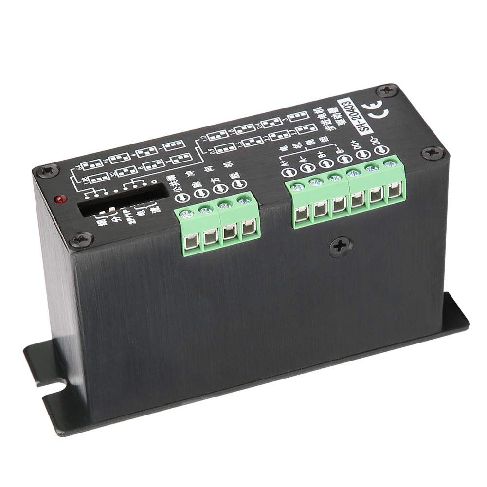 SH-20403 Stepper Motor Driver 8 Output Currents Selections Up to 3A 10-40VDC 3A 128 Microstep