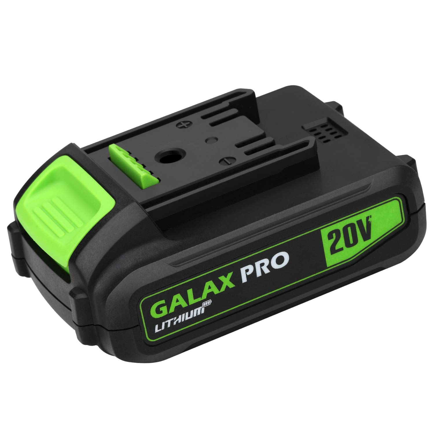 GALAX PRO DC-20V 1.3Ah Lithium Ion Battery Pack, Replacement Battery for GALAX PRO Cordless Drill & Power Tools