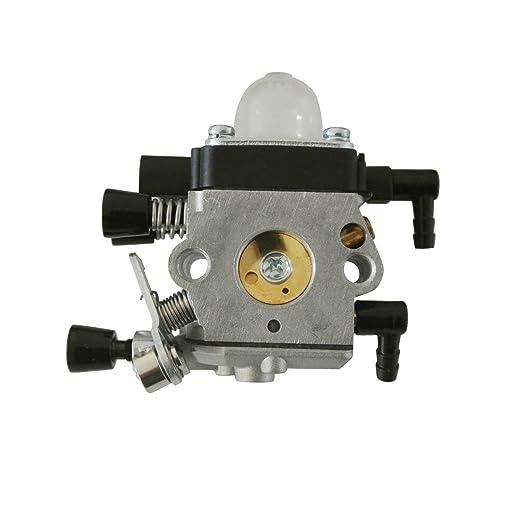 JRL - Carburador para multimotor Stihl MM55 Zama C1Q-S202A P ...