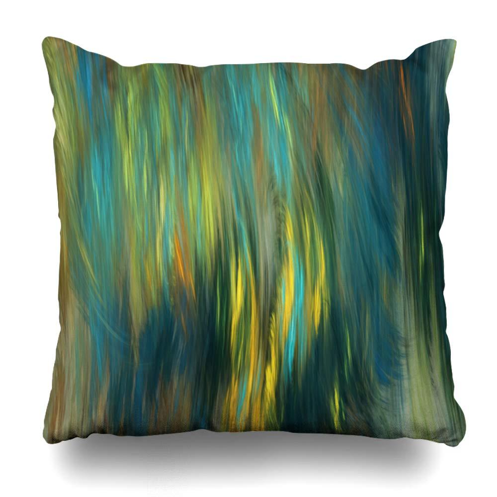 Amazon.com: LILALO Fundas de Almohada, Colorido Animal Azul ...