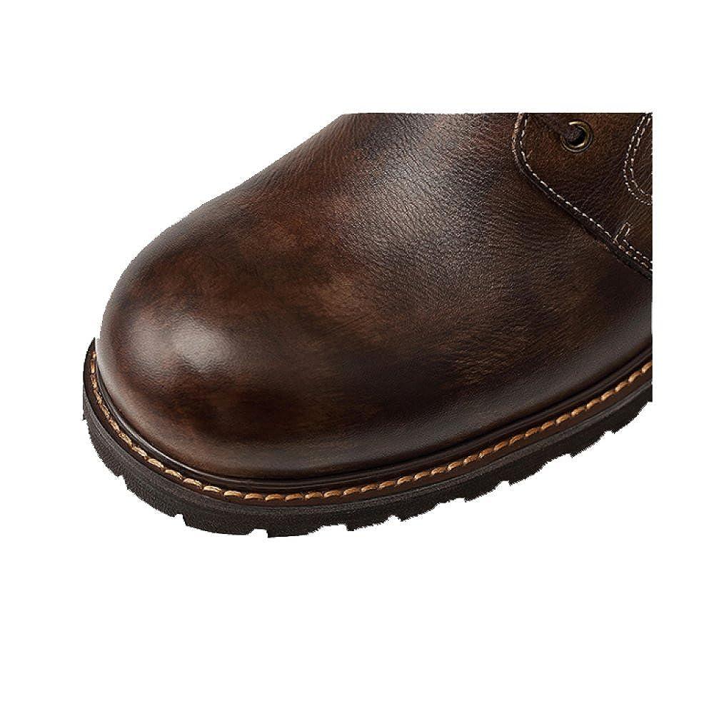 ZPEDY Lederschuhe Für Für Für Herren Sommer Plattform Werkzeug Schuhe Freizeitschuhe England Bequem Tragbar Hochelastisch B07G1FTG3R  3ecbee
