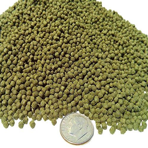 Pellets, 40% Spirulina 1/8
