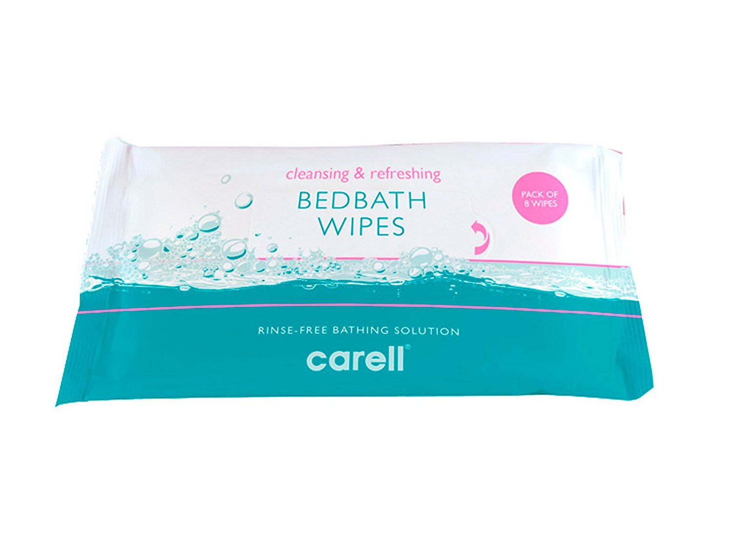 Clinell Bedbath Wipes, Pack of 8 Moisturising Bathing Wipes, TRIPLE PACK: Amazon.es: Electrónica