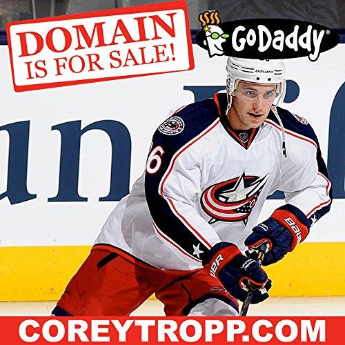 COREY TROPP .COM - Sabres - Blue Jackets - Hockey - NHL - Domain Name - ()