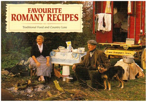 Favourite Romany Recipes by Keziah Copper