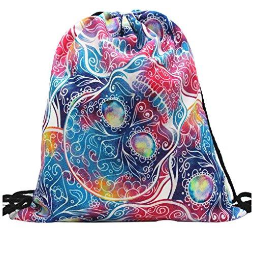 Impression Mengonee Mengonee 3D Schoolbags Unisexe Unisexe w1PTqv