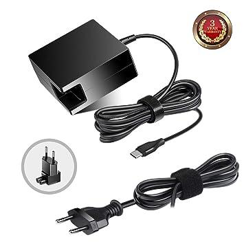 TAIFU 87W PD USB-C Cargador Adaptador y Cable de Carga para ...