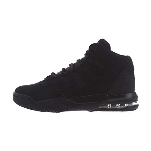 d9daa995fc75f2 Jordan Nike Boy s Max Aura Basketball Shoes Black 6.5Y  Amazon.co.uk ...