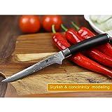 XINZUO 5.5 Inch Boning Knife Damascus Steel Fillet