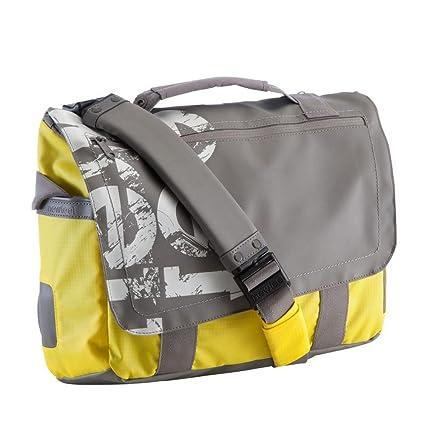 DECATHLON NEWFEEL backenger 10 amarillo gris