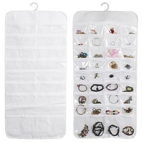 Amazoncom Hanging Jewelry Organizer Bracelet Earring Ring necklace