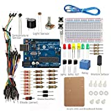 SunFounder Project Universal Starter Kit V2.0 with New Uno R3 For Arduino Starter Beginner - Including 36 Page Instructions Book