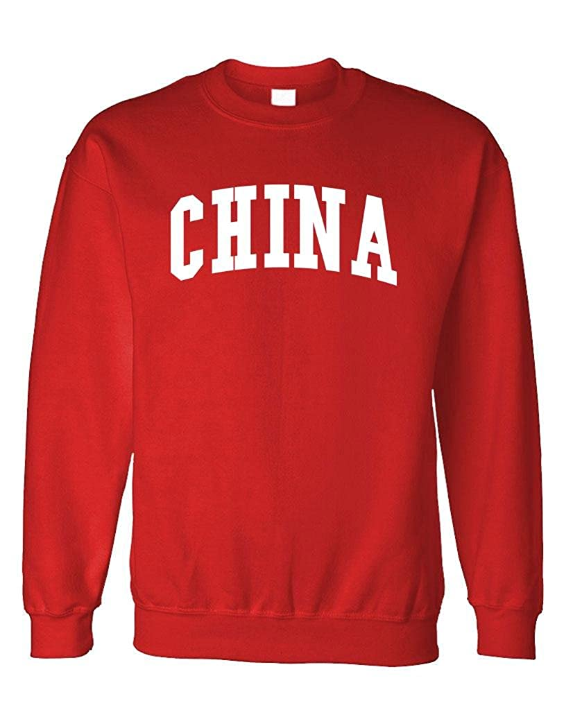 Country Pride Homeland Nation Fleece Sweatshirt The Goozler China