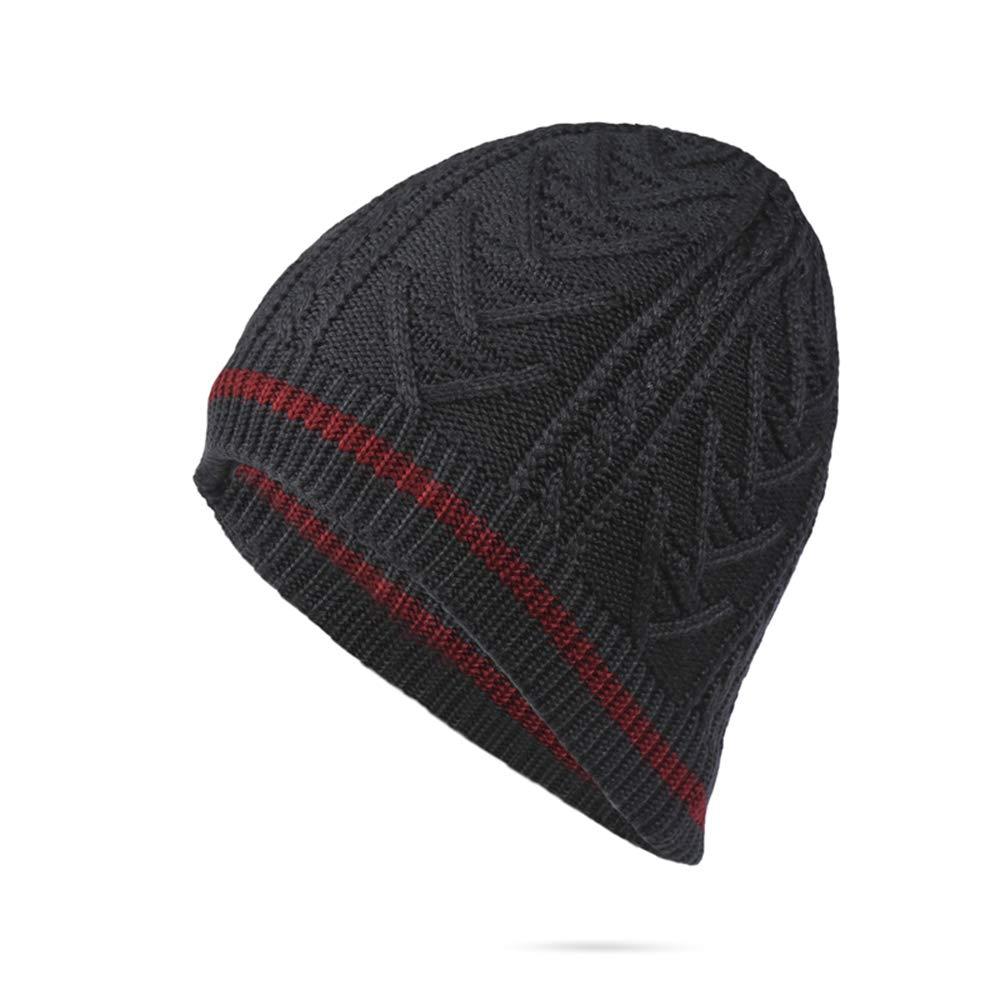 dfb22cb88 Amazon.com : Jenify Winter Warm Knit Hat, Female Male Beanie Hat ...