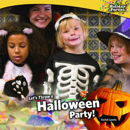 Let's Throw a Halloween Party! (Holiday Parties) ()