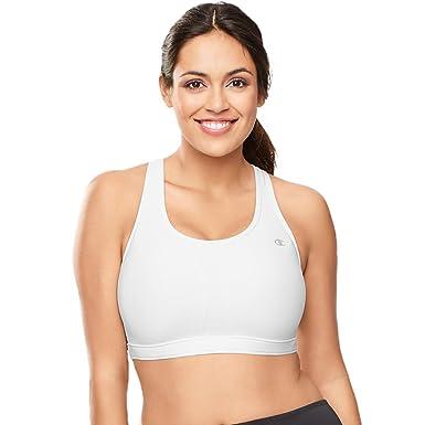 Champion Women's Plus Size Shape-u Sports Bra at Amazon Women's ...