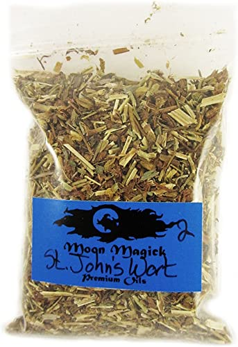 St. John s Wort Raw Herb