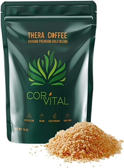 Amazon Com The Real Deal Cor Vital 1 Lb Enema Coffee Best For Coffee Enema Colon Cleanse And Detox Green Coffee
