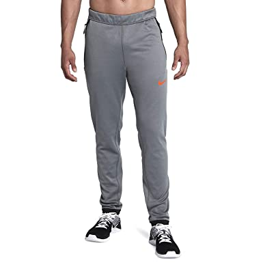 6224defb8754 Mens Nike Nike Therma Sphere Max Training Pants in Grey - XL  Amazon.co.uk   Clothing