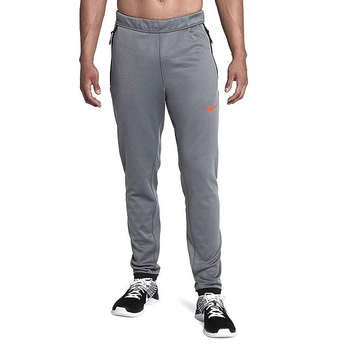 c5ea95f2dc55 Nike Men s Therma Sphere Max Training Pants (Cool Grey Black Hyper Crimson