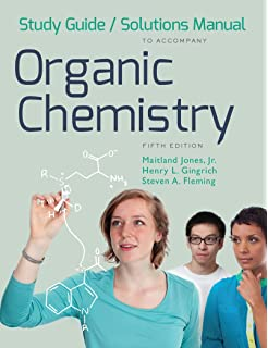 Organic chemistry fifth edition maitland jones jr steven a study guide and solutions manual for organic chemistry fifth edition fandeluxe Gallery