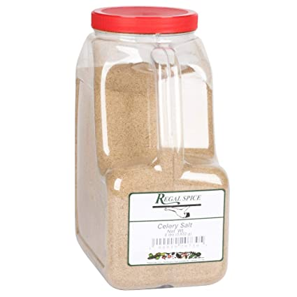 Regal Celery Salt 8 Lb Amazon Com Grocery Gourmet Food