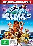 Ice Age 5 Collision Course | Bonus Mammoth Christmas | NON-USA Format | PAL | Region 4 Import - Australia