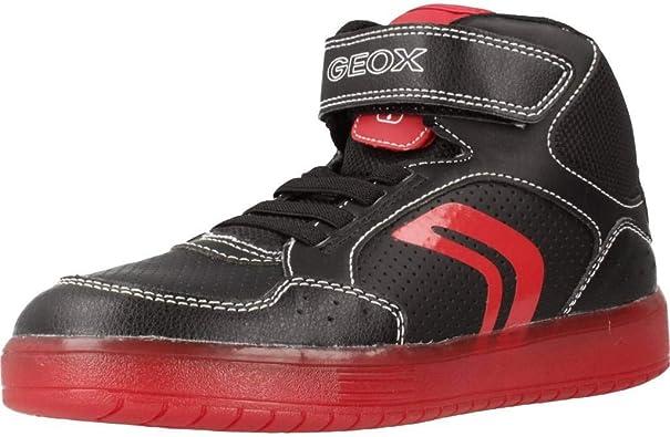 Joven Preludio Puntuación  Amazon.com | Geox (GEXS5) J Kommodor Boy C, Boys' Hi-Top Trainers | Sneakers
