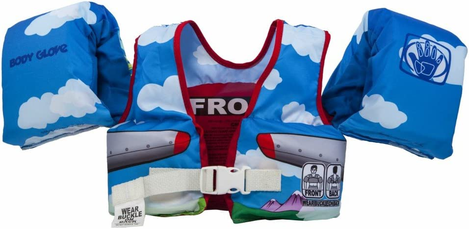 best swim vest for two year old