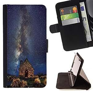 Dragon Case - FOR Sony Xperia M2 - Let it go - Caja de la carpeta del caso en folio de cuero del tir¨®n de la cubierta protectora Shell