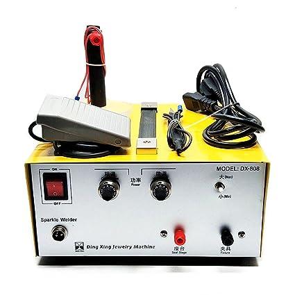 2 in1 dx-80 a 500 W láser de alta potencia Spot soldadura soldadura de