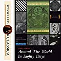 Around the World in 80 Days Audiobook by Jules Verne Narrated by Mark F. Smith