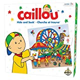 Caillou Hide and Seek Game