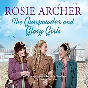 The Gunpowder and Glory Girls Audiobook