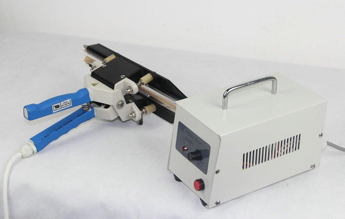 YiFun FKR-400A Handheld Transient thermal Clamp Plastic Bag Sealing Machine 400MM 220V 750W