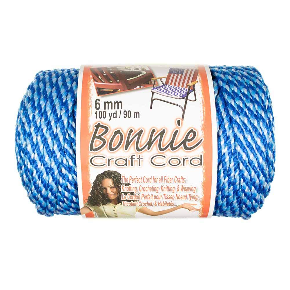 Craft County Bonnie Cord 6mm Diameter 100 Yards in Length Oatmeal