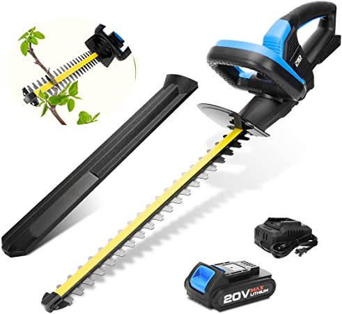 PARKSIDE 4V Cordless Portable Garden Grass /& Hedge Trimmer Edges Shrubs /& Hedges