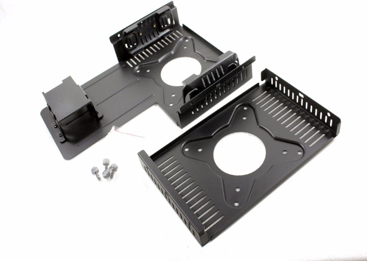 Dell Wyse Black Mounting Bracket Kit for Thin Client 4C6PY 04C6PY CN-04C6PY