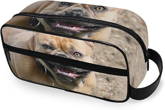 French Bulldog - Neceser de Viaje con diseño de Bulldog: Amazon.es ...
