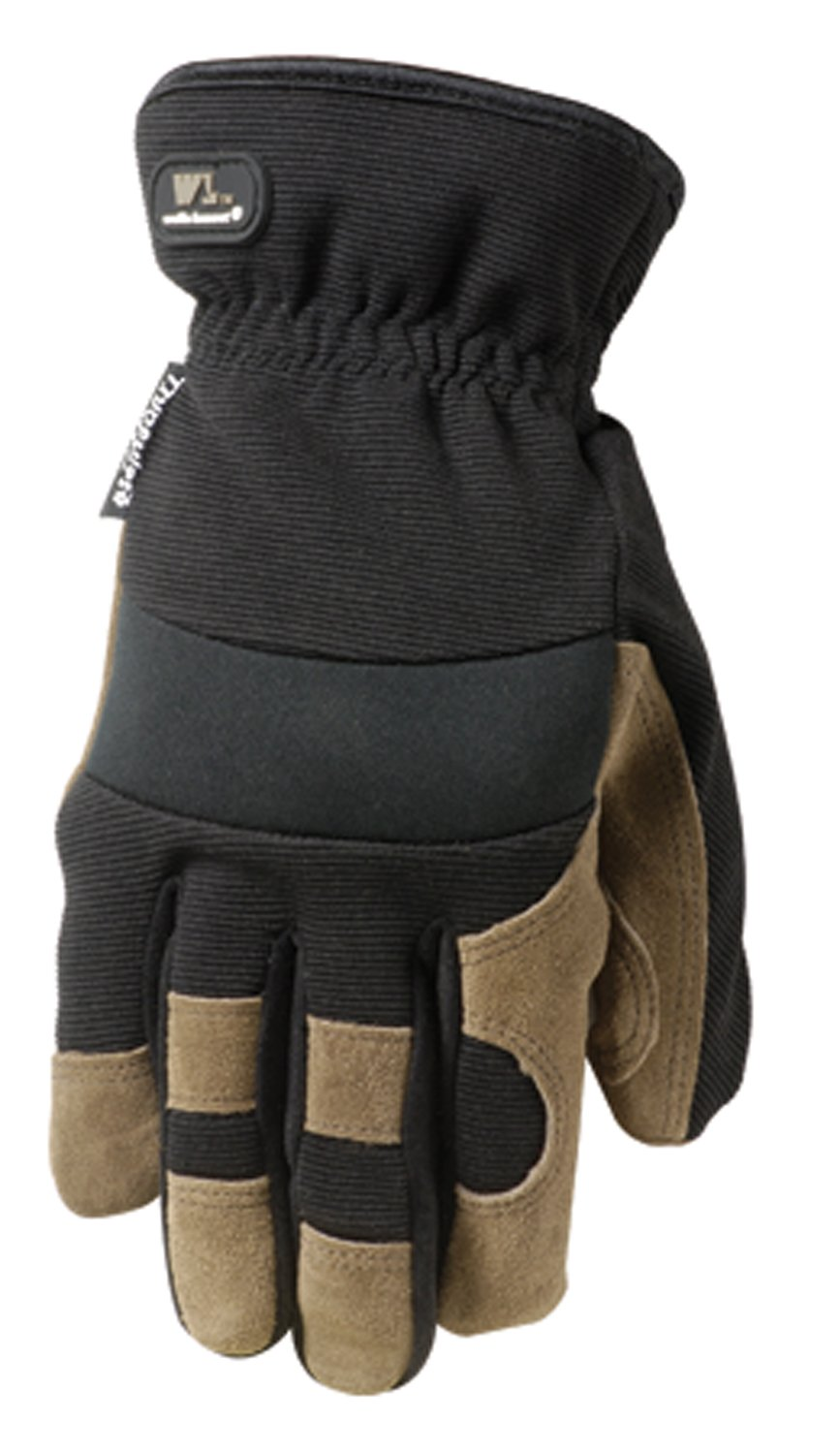 Insulated leather work gloves amazon - Wells Lamont Leather Work Gloves Insulated Suede Cowhide Large 1031l Amazon Com