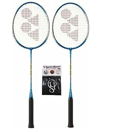 Yonex Badminton Racquet GR 303 Pack of 2