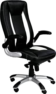 lexmod attainment office chair plastic black amazon co uk