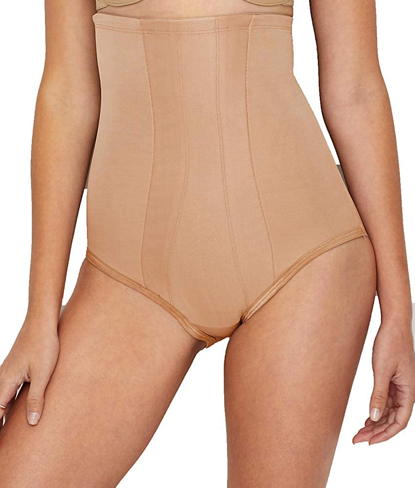 Miraclesuit Womens Extra Firm Shape an Edge Hi-Waist Brief Miraclesuit Shapewear 2705