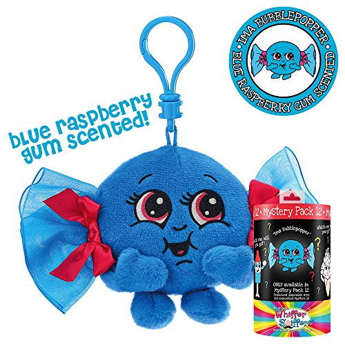 Whiffer Sniffer Mystery Pack 12 Scented Backpack Clip