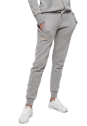 Superdry Damen Orange Label Elite Jogger Jogginghose: Amazon