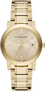 ساعة بيربري للجنسين BU9033 - رسمية، أنالوج