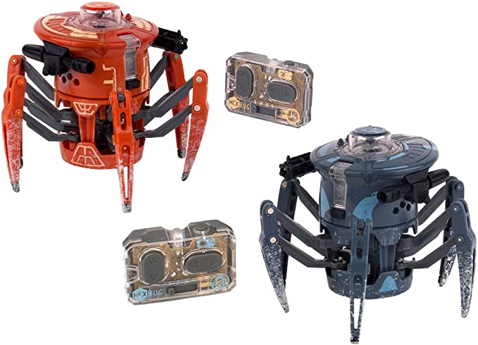Amazon.es: Hexbug- Battle Spider 2.0 Robot de combate y ...