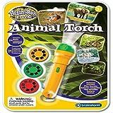 Eureka éducatif pour enfants Toy d'animal de faune Torch & Projecteur